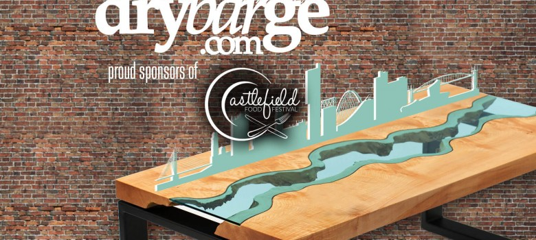 Drybarge sponsor Castlefield Food Festival